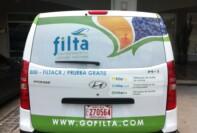 Filta Van – Costa Rica Style